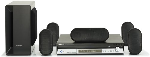 Amazon Com Samsung Ht X50 5 1 Channel 5 Disc Dvd Home Theater