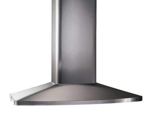 Broan Elite Island Chimney Range Hood with Light, Exhaust Fan for Kitchen, Stainless Steel, 480 CFM, 27.6
