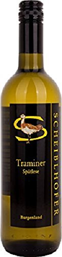 Scheiblhofer Johann Pinot Blanc Traminer Spätlese 2014/2015  (1 x 0.75 l)