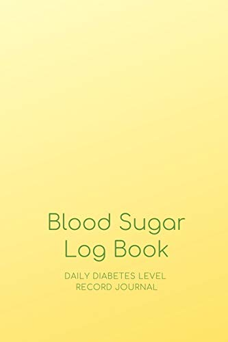 Pdf Fitness 2 Year Blood Sugar Log Book: Diabetes Glucose Log Book; Daily Record Book For Glucose / Blood Sugar Monitoring; Diabetic Health Journal With Weekly Reviews; Medical Organizer & Logbook For 2 Years