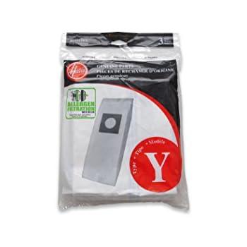 Hoover Type Y Allergen Bag (3-Pack), 4010100Y