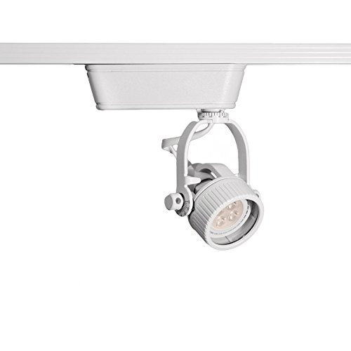WAC Lighting HHT-164LED-WT Range- Low Voltage LED - 120V Track Luminaire, H Track