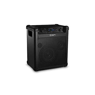 Ion iPA76C Block Rocker Bluetooth Portable Speaker System (Certified Refurbished)