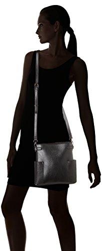 Le Temps des Cerises Atlanta 4 - Bolsa de hombro Mujer Negro (Noir)