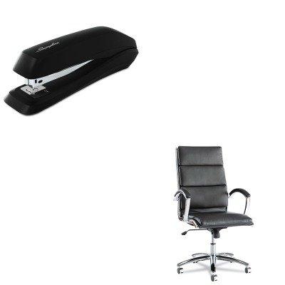 KITALENR4119SWI54501 - Value Kit - Best Neratoli High-Back Swivel/Tilt Chair (ALENR4119) and Swingline Standard Strip Desk Stapler (SWI54501) by Best