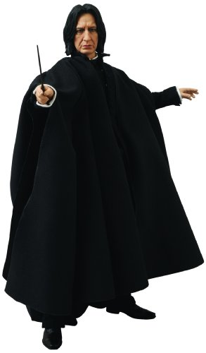Snape Harry Potter Costume (Medicom Harry Potter: Severus Snape Real Action Heroes Figure)
