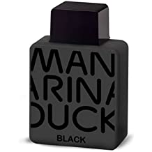 Mandarina Duck Black Gift Set for Men 3.4 oz EDT Spray + 3.4 oz Shower Gel