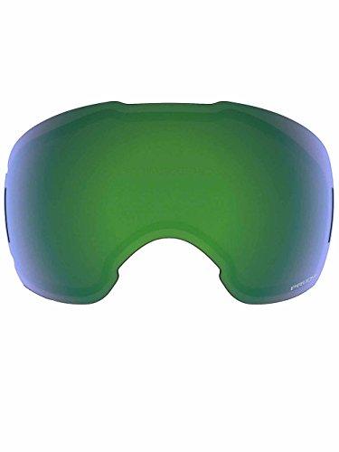 Oakley Airbrake XL Snow Goggle Replacement Lens, Prizm Jade Iridium, Large (Oakley Jade Iridium Lenses)