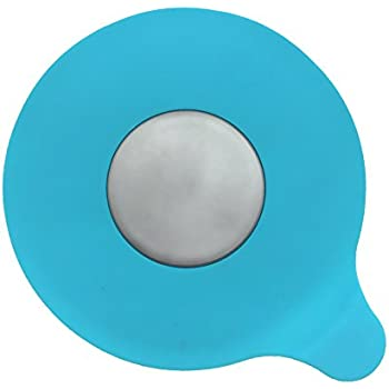 oxo tot silicone tub drain stopper aqua baby. Black Bedroom Furniture Sets. Home Design Ideas