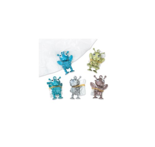 SmileMakers Bug Band Paratroopers - 72 per Pack by SmileMakers