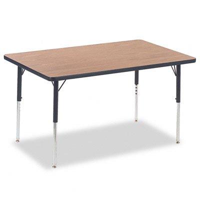 Virco Steel Activity Table - Virco 4000 Series Rectangular Activity Table