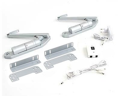 Window Opener Kit for sills less than 2'' with Manual Switch Operation