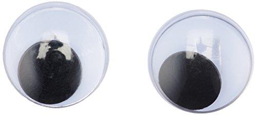 Sew On Wiggle Eyes-10mm 10/Pkg -