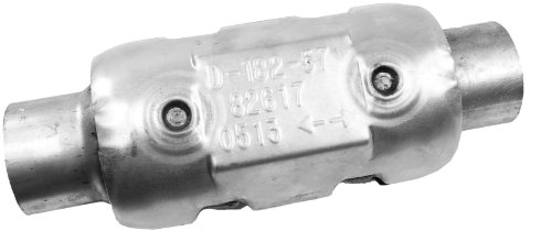 Walker 82617 CalCat OBDII Universal Catalytic Converter - Chevrolet Corvette Catalytic Converter