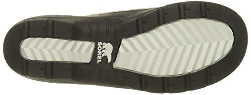 Sorel Torino light Boots Bisque white Black Women's 4r5wxqa4
