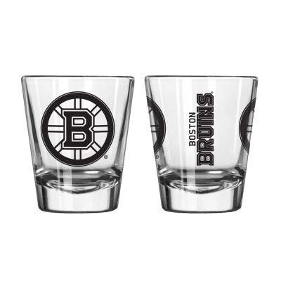 Boelter Boston Game Day 2oz. Shot - Bruins Glass