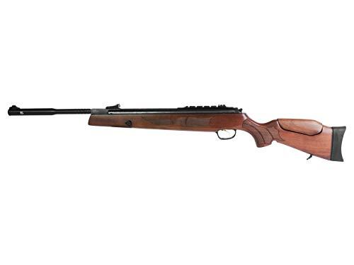 Hatsan Mod 135 Vortex QuietEnergy.22cal Airgun, Walnut Stock