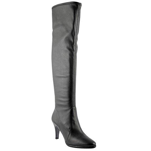 Black Women's Boots Exclusif Boots Women's Paris Black Exclusif Paris 4qxT1Ow