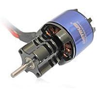 Dynam detrum 2815 Brushless outrunner KV4100 motor for Dynam F-16 RC airplane