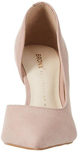 Bronx Damen Bx 1245 Bcotex Pumps Pink (Powder)