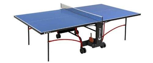 Sponeta Tischtennisplatte Gameline Outdoor (wetterfest) blau S 2-73 e
