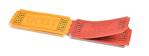 Fred STICKETS Ticket Sticky Notes - 5153013