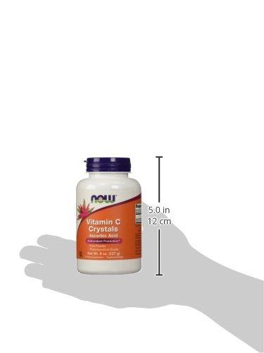 NOW Vitamin Ascorbic Acid Powder,
