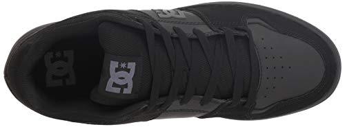 black Us 7 Black Dc M Skate black Men's Cure Shoe wxwYZ6fq