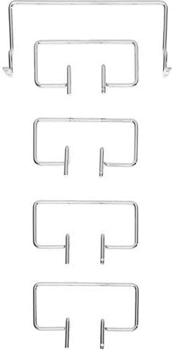 Tempur Soporte para colchón en C para Sistema de Estructura Independiente, Metal, Chrom, Talla única