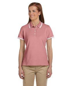 Performance Plus Pique Polo - Chestnut Hill Women's Tipped Performance Plus Pique Polo Shirt