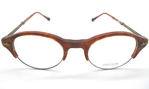 Matsuda M2014 Marble brown Eyewear