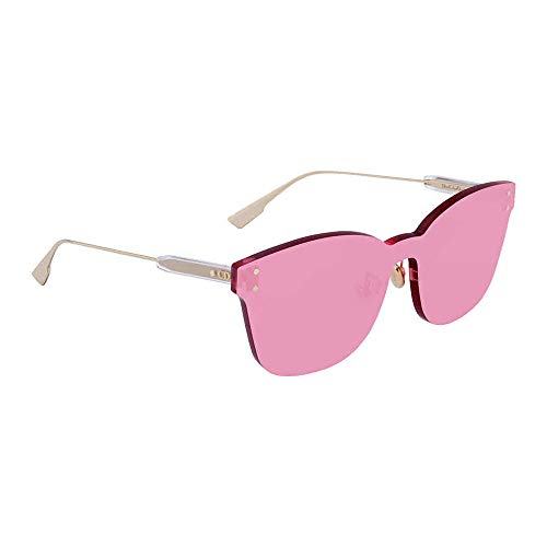 Christian Dior Colorquake 2 sunglasses 7BYT4 Gold/Pink lenses ()