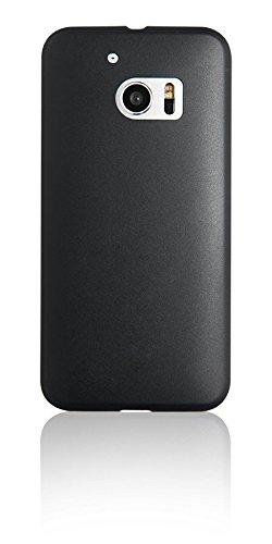 3 opinioni per Spada 26237Cover Ultra sottile e flessibile per HTC 10,Nero