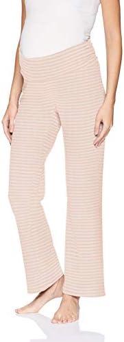Motherhood Maternity Womens Full Length Sleep Knit Pants Pajama Bottom