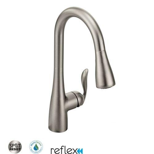 moen-arbor-one-handle-high-arc-pulldown-kitchen-faucet-featuring-reflex-spot-resist-stainless-7594sr