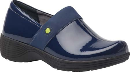 Naot Footwear Womens Cymbal Sandal Navy Patent uaECs