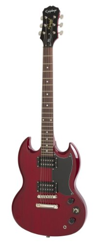 Epiphone SG-Special Electric Guitar (w/ KillPot, Cherry Red