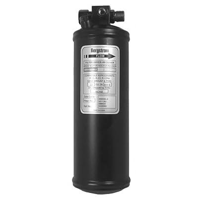 Bergstrom 540096C High Cap Receiver Drier: Automotive