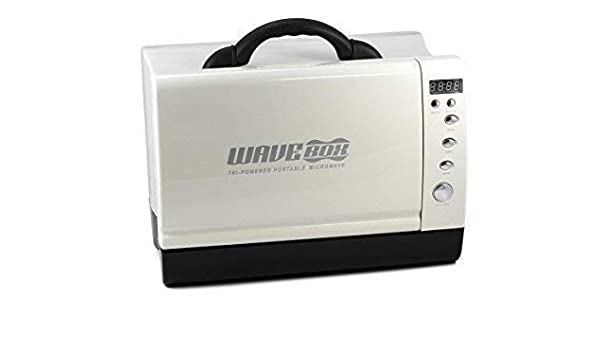 All Ride - Wavebox para microondas (7 L, 24 V): Amazon.es: Hogar