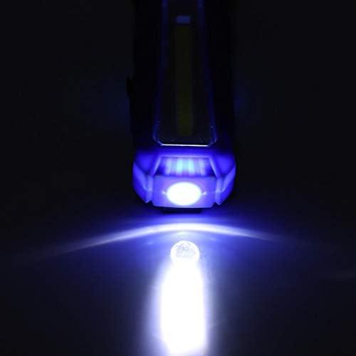 COBwerklamp Nachtwerkaccessoire voor werkplaats en noodsituatie voor kamperen en reizen in het veldblue