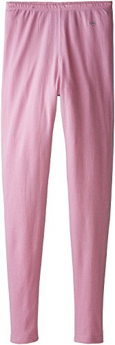 Duofold KMW4 60% Cotton 40% Polyester Women's Mid Weight Wicking Thermal Leggings Small Ice Cake