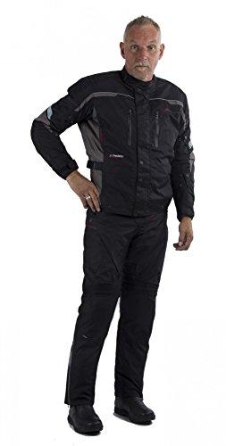 Motowear Motorradkombi P2 Textil – wasserdicht, atmungsaktiv
