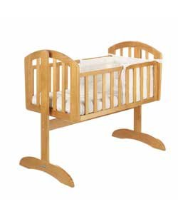 finest selection 4564f 2d48d Amazon.com : Obaby Sophie Swinging Crib, Mattress And White ...