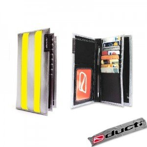 ducti-hybrid-checkbook-cover-wallet-yellow-stripe