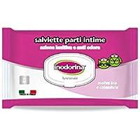 Inodorina Fonctionnel 40Lingettes–spécifique Parties Intime