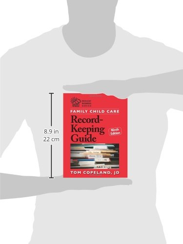 Family Child Care Record Keeping Guide Ninth Edition Redleaf Business Series Buy Online In