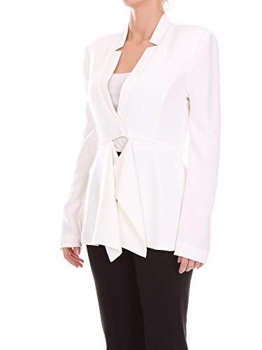 Veste Annarita N Coton Blanc Femme E17431100 q6AqOp