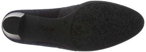 Gabor Shoes 52.162 Women Closed Pumps Black (nero (fu Rosso) 97)