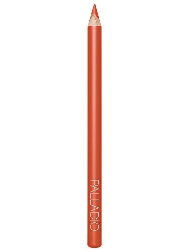 Palladio Lip Liner Pencil, Coral
