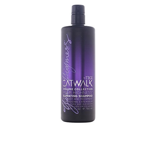 Catwalk Collection Tigi Volume (TIGI Catwalk Volume Collection Your Highness Elevating Shampoo, 25.36 Ounce by Tigi)